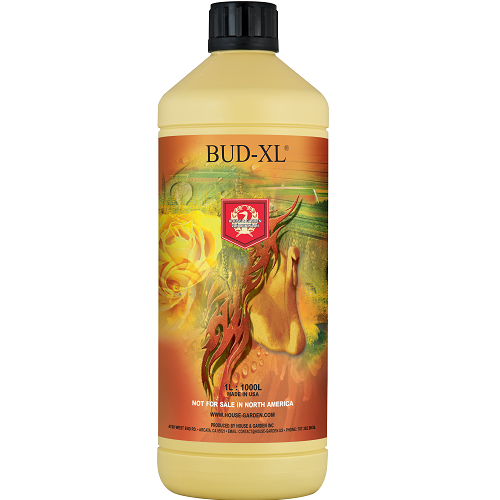 BUD XL 1L HOUSE AND GARDEN - additif fin de floraison