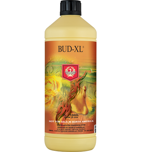 BUD XL 250ML HOUSE AND GARDEN - additif fin de floraison