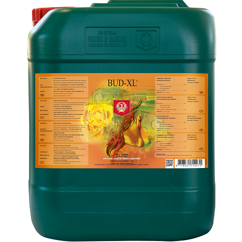 BUD XL 5L HOUSE AND GARDEN - additif fin de floraison