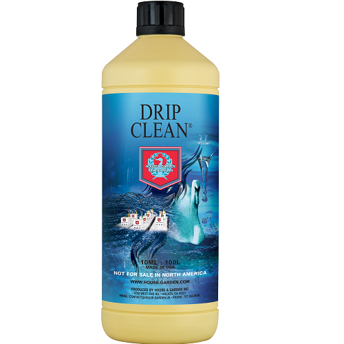 DRIP CLEAN 500ML HOUSE AND GARDEN