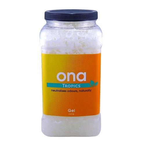 ONA Gel Tropics - 4 litres - en boîte