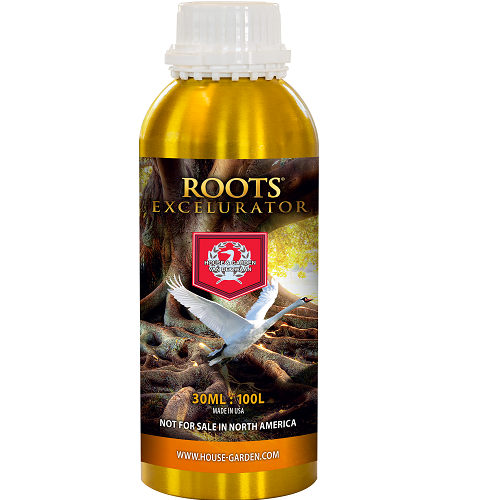 ROOTS EXCELURATOR 250ML HOUSE AND GARDEN