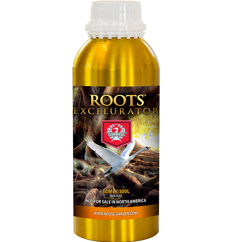 ROOTS EXCELURATOR 500ML HOUSE AND GARDEN