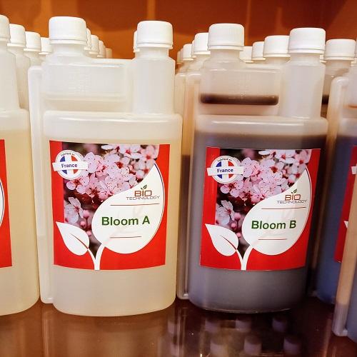BLOOM A+B 1L BIOTECHNOLOGY ENGRAIS FLORAISON