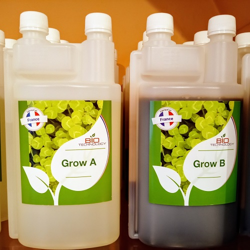 GROW A+B 1L BIOTECHNOLOGY ENGRAIS MINERAL