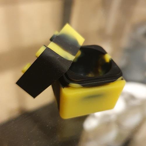 Boîte Silicone CUBIC 9ml