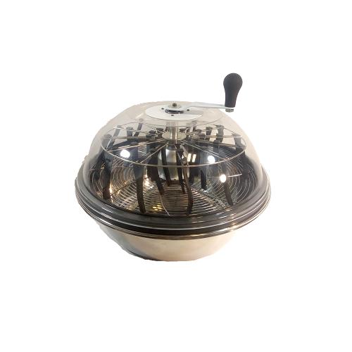 Tumble Trimmer 41cm - Effeuilleuse manuelle spéciale houblon