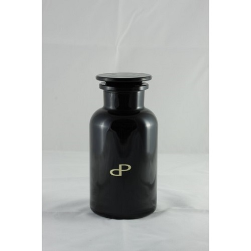 Pot Apothicaire PURPLE POT 500ml - verre biophotonique PURPLE POT®