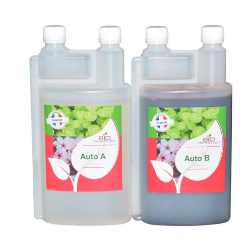 Auto A+B 1L Bio-Technology - engrais minéral autofloraison