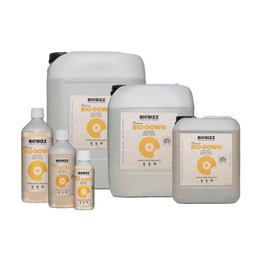 Bio Down BIOBIZZ - pH - régulateur de pH biologique