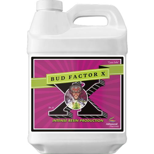 Bud Factor X 250ml - Advanced Nutrients - booster floraison arômes et saveurs