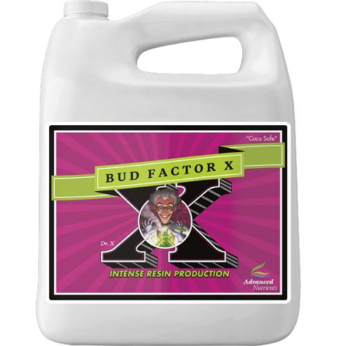 Bud Factor X 4L - Advanced Nutrients - booster floraison arômes et saveurs