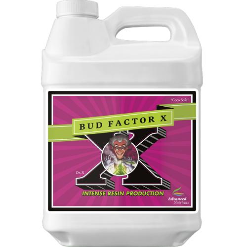 Bud Factor X 500ml - Advanced Nutrients - booster floraison arômes et saveurs