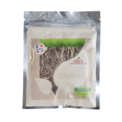 ELYCITOR 50g Bio-Technology - Additif utilisable en agriculture bio