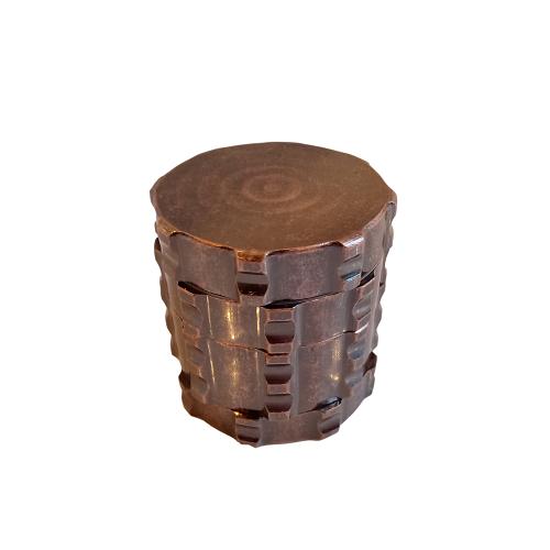 Grinder Antic Copper 47mm 4 parties