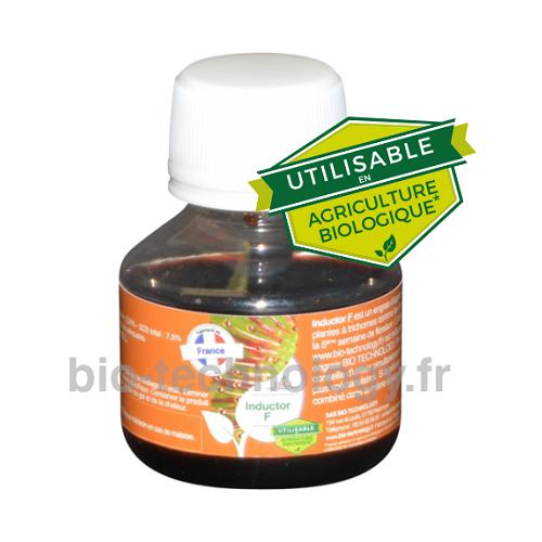 INDUCTOR F 50ml Bio-Technology - Additif Floraison