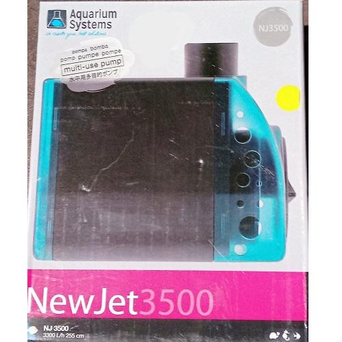 Pompe réglable NEWJET 3300L/h - NJ 3500 Aquarium Systems