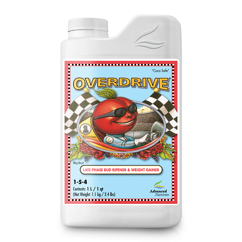 Overdrive 1L - Advanced Nutrients