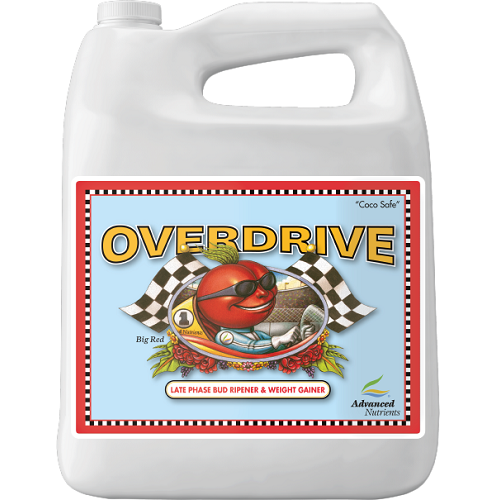 Overdrive 4L - Advanced Nutrients