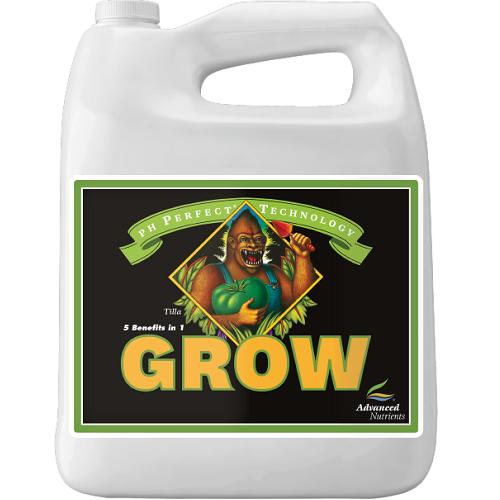 pH Perfect® Grow 4L - Advanced Nutrients