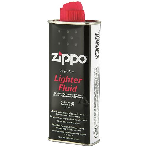 ZIPPO LIGHTER FLUID 125ML - recharge essence