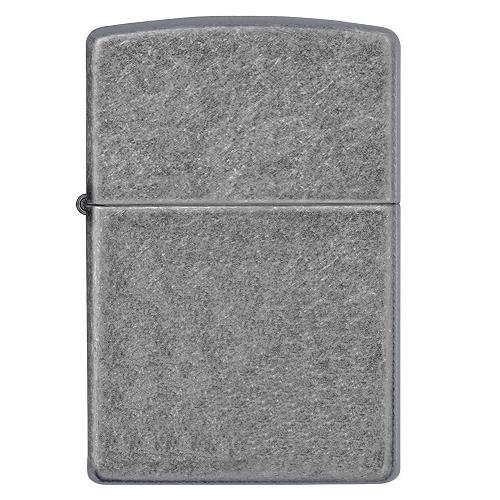 Zippo Antique Silver Plate - briquet tempête