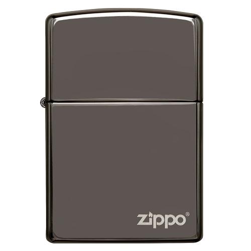 Briquet Tempête Zippo Black Ice