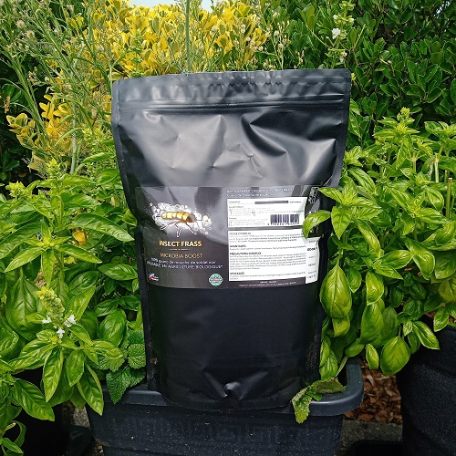 GUANO DIFFUSION INSECT FRASS 1KG