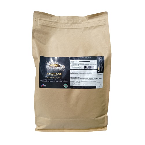 GUANO DIFFUSION INSECT FRASS 4KG