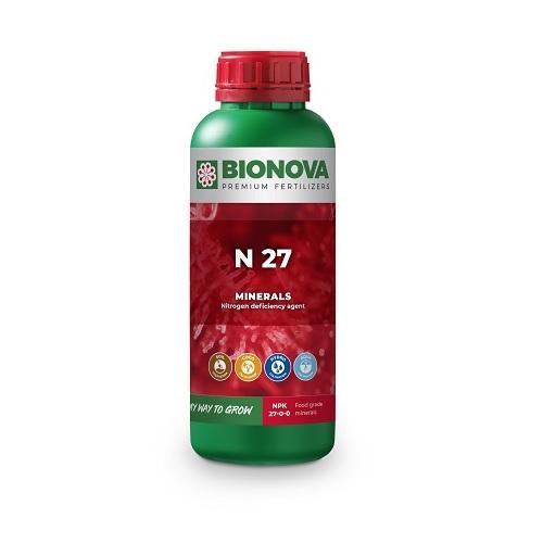 BIONOVA SUPPLEMENT AZOTE N27