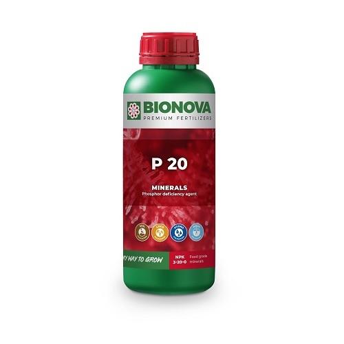 Minéraux BIONOVA phosphore P 20