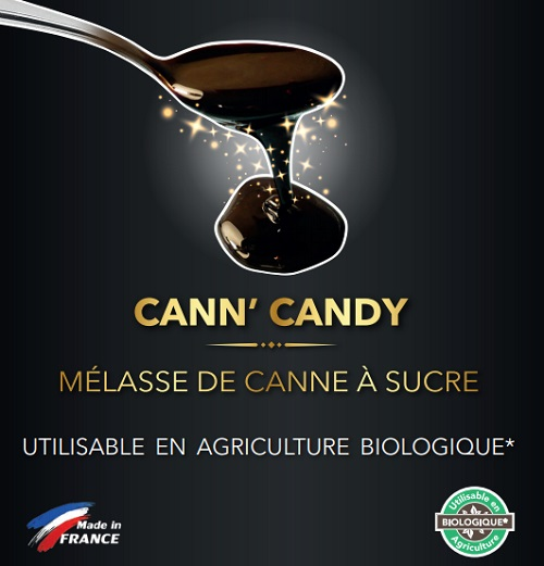 Cann'Candy - mélasse de canne Guano Diffusion