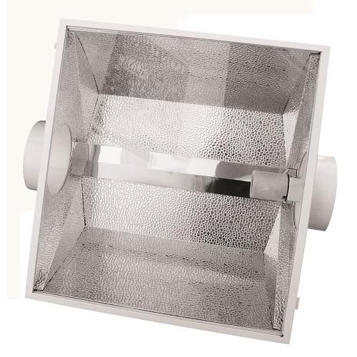 Réflecteur vitré ventilé Monster Warrior flanges 150mm