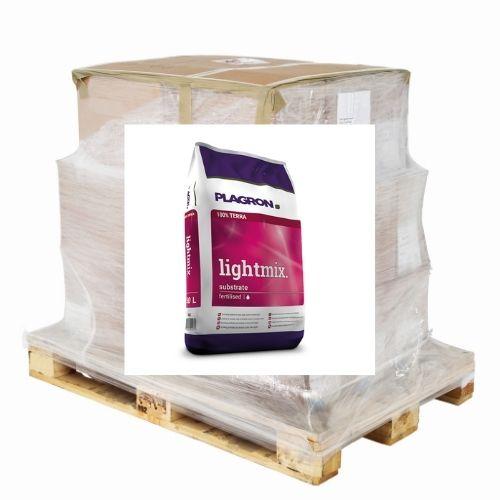 LightMix 50L de PLAGRON par palette de 60 sacs de 50L
