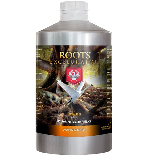 Booster développement racinaire Roots Excelurator 5L House and Garden