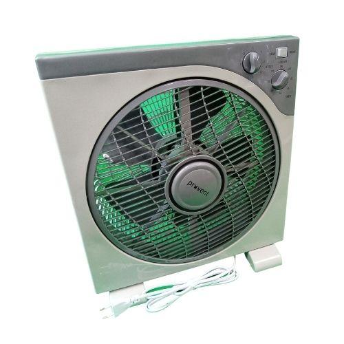 Ventilateur Box Fan Provent vu de biais